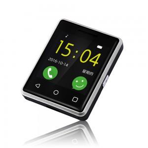 NO.1 S8 1.54 Inch 2.5D Dokunmatik Ekran Mini Cep Telefonu - Süper ince, Dünyanın En Küçük Telefonu