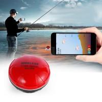 Taşınabilir Sonar Kablosuz Balık Bulucu Tespit Cihazı - Sonar Sensör, Balıkçılık, Deniz, Göl, iOS & Android Destekli