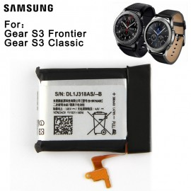 Orijinal Samsung 380 mAh Gear S3 Frontier/Classic için Yedek Batarya -  SM-R760, SM-R765, SM-R770