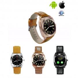X3 Smartwatch Akıllı Kol Saati Telefon - Dokunmatik Ekran, Kameralı, SIM Kart Destekli