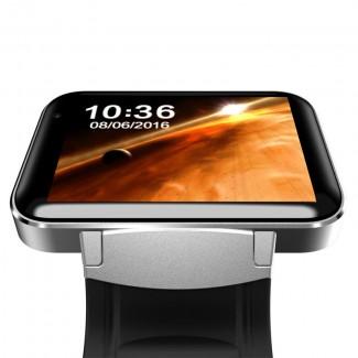 Orijinal DW98 2.2 inch Android 4.4 Smartwatch 3G Kol Saati Telefon - Çift Çekirdekli, Kamera, Bluetooth, GPS, Wifi, Geniş Ekran