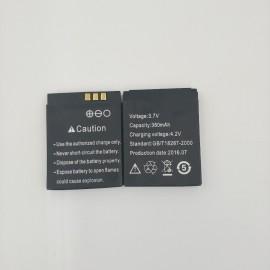 Dark SW07, SW04, Quardro S71, Kingboss R35 Batarya - Smartwatch Akıllı Kol Saati Bataryası