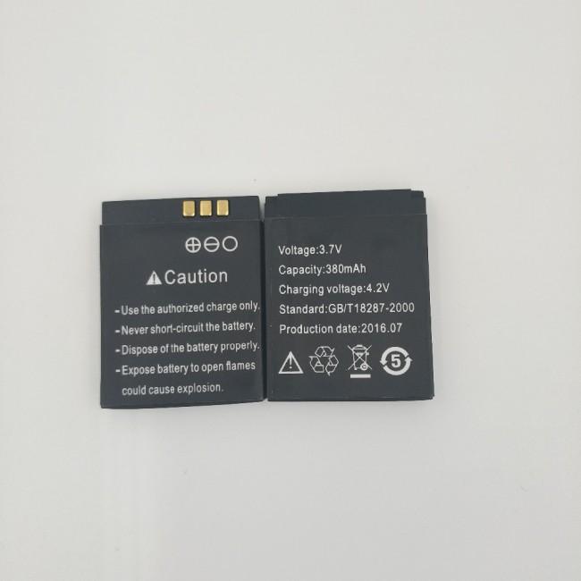 DZ09 Batarya Smartwatch Akıllı Kol Saati Bataryası - A1, V8, X6 Akıllı Saat Uyumlu
