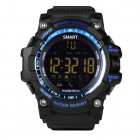 EX16 XWatch Bluetooth Sport Smart Watch Akıllı Kol Saati - Su Geçirmez, Kronometre, Fitness, Uzun Bekleme Süresi