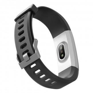 IP67 Su Geçirmez Bluetooth Fitness Akıllı Saat Bileklik -  Android & iOS detekli, Kalp Nabız Ölçer, Adım Sayar