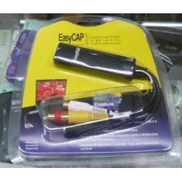Easycap Video Capture Adaptör - Video ve Ses kaydeci PC, Leptop için