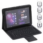"""Samsung Galaxy Tab 10.1"""" için Bluetooth Klavyeli Stand Kılıf (P7510, P7500)"""