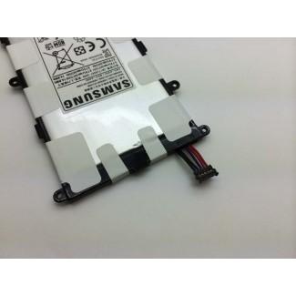 Samsung Galaxy Tab P6200 - P3100 - P3110 için 4000mAh Batarya