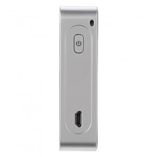 Mini Portatif Wireless Kablosuz Bluetooth QWERTY Lazer Projeksiyon Sanal Klavye - Akıllı Telefon, Tablet, PC için