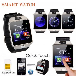 DMZ9 Bluetooth Smart Kol Saati Telefon - Android & IOS, Sim Kart, Dünyanın En Ucuz Akıllı Kol Saatli Telefonu
