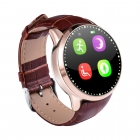 I3 -1.22 inch IPS Dokunmatik Ekran GSM Bluetooth 4.0 Akıllı Kol Saati Telefon - Android ve IOS Uyumlu