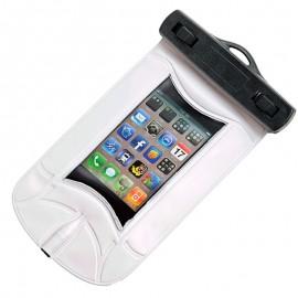 Su Geçirmez Vakumlu Kılıf Torba + Dahili Kulaklık - Cep Telefonu, Mp3, Mp4, iPod, iPhone için