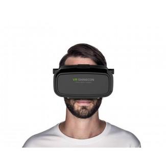 3D VR Uzaktan Kumandalı Shinecon Video Gözlüğü - 4,7 ile 6 inch Arası Akıllı telefonlara Uyumlu