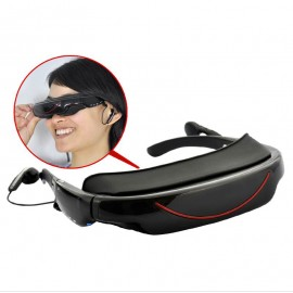 72 Inch Virtual Ekran Tiyatro Sinema Video Gözlüğü - 4GB, AV-IN Fonksiyon