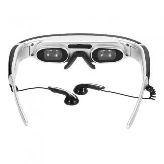 V720 1080P 68 inch 3D Özel Video Sinema Video Oyun Gözlüğü - 8GB Hafıza, MicroSD, AV-IN, DVD TV Box Desteği