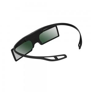 DLP Active Shutter 3D TV Gözlüğü - LG / BENQ / ACER / SHARP, DLP Link, 3D TV, 3D Projektörler için