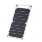 10W Portatif Ultra İnce Solar Panel Güneş Enerjili Şarj Cihazı - Cep Telefonları, Tablet PC, Medya Aygıtları