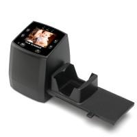 5MP Negatif Film Tarayıcı - 2.4 Inch Ekran, TV Out, 32GB SD Kart Desteği, Görüntüle, Oynatma ve Düzenleme