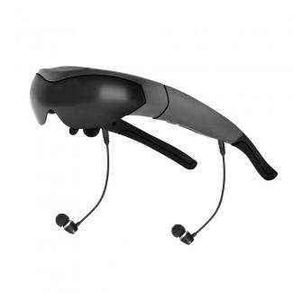 Android Smart Akıllı Virtual Mobil Video Sinema Tiyatro Gözlüğü - Wi-Fi Gözlük, Bluetooth, 80 inch Ekran, Dokunmatik,