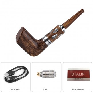 Rofvape Stalin Elektronik Sigara - 750mAh Batarya, LED Güç Göstergesi, 3ml Tank, E-Sigara