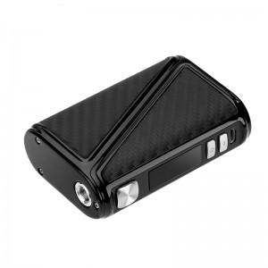 Deri Tasarımlı Warlock Z Box 233 Elektronik Sigara - Değişken Watt, Sıcaklık Kontrol,  2x 18650 Batarya