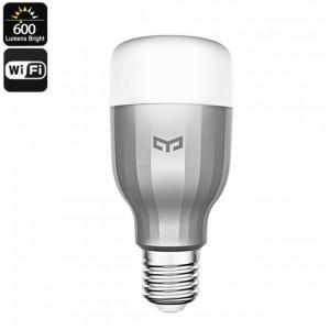 Xiaomi RGBW E27 Smart Akılı LED Ampül - 16 Milyon Renk, 1700-6500K Beyaz Işık, Wi-Fi Kontrol, 600 Lümen