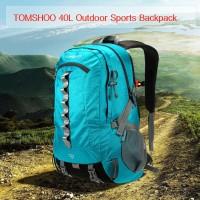 TOMSHOO 40L Açık Spor Outdoor Sırt Çantası - Yürüyüş, Trekking, Kamp, Seyahat, Dağcılık, Tırmanma Sırt Çantası