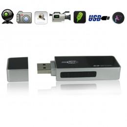 USB U9 Flash Bellek Kamera DVR - Hareket Algılama - Yüksek Çözünürlük