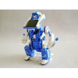 3 in 1 robot eğitim seti, güneş enerjili Robot + Tank + Akrep