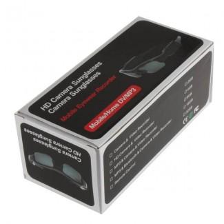 Hafıza Kart Destekli Mp3 Player & Bluetooth Özellikli HD Güneş Gözlüğü Gizli kamera DV (1280x720)