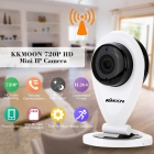 KKmoon 720P HD Mini IP Kamera Bebek Monitör - P2P, IR Kızılötesi, WiFi Kablousz, Webcam