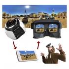 360 Derece 4K Aksiyon Kamera - Panaromik Çekim, 30m Sugeçirmez Kasa, 16MP, FHD 2448P, 30FPS, HDMI, Wi-Fi