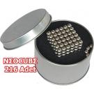 NEOCUBE Puzzle, Mıknatıslı Bilye 216 adet (3mm) - Japonların Vazgeçilmez Zeka Güçlendiricisi