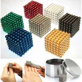 NEOCUBE Puzzle, Mıknatıslı bilye 216 adet (5mm)