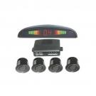Arabanız için Akıllı ve Küçük Sesli Alarm ile Ultrasonik Park Sensörü Sistemi