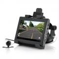 5 Inch Dokunmatik Ekran GPS Özellikli Android Tablet Araç DVR Kamera - 3x Kamera, 1080p, Wi-Fi