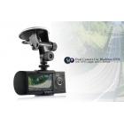 Çif Kameralı Araç Blackbox DVR - GPS Logger ve G-Sensor, 2.7 Inch LCD Ekran