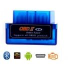 Mini V1.5 ELM327 Bluetooth OBDII 2 Arıza Tespit Tarayıcı Arayüzü - Bluetooth Araç Arıza Tespit Cihazı