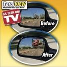 Ayarlanabilir Oto Yan Dikiz Ayna Yansıtıcısı - Görme Açısını Genişletir, Kör Nokta Aynası, TV Ürünü