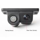 Araç Park Sensör Alarmlı Geri Vites Kamerası - Mesafe Görüş, CCD Kamera, Sesli Alarm