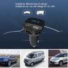 Bluetooth Wireless Kablosuz Araç Kiti - Oto MP3 Player, Alıcı, FM Transmitter, FM Modülatör