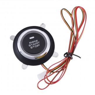 Oto Araç için Motor Start / Stop Immobilizer - Otomatik Kilit Özelliği, RFID Motor Kilit, Butona Basarak Motor Çalıştırma, Alarm Modu