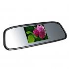 4.3 Inch TFT LCD Araç Dikiz Ayna + Gece Görüşlü Geri Vites Kamerası