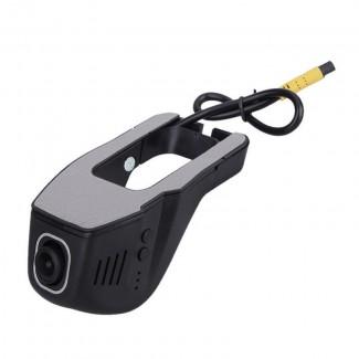 HD 1080P Wifi Araç DVR Gizli Kamera - Video Kaydetme, Dash Cam, Gece Görüş Özelliği, Tüm Araçlara Uyumlu, Araba Kamera