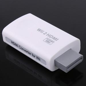 Wii to HDMI Çevirici 720P-1080P HD Yükseltme Adaptörü