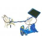 3 in 1 Solar Güneş Enerjili Robot Kanatlı At - Yürüyen Araba - Eğitim Seti