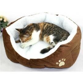 Akıllı ve Sıcak Evcil Hayvan Yatağı - Kedi Köpek Yatağı