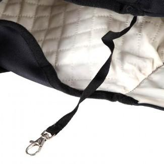 Pet Evcil Hayvan Taşıma Çantası - Kedi Köpek Taşımak için Omuz Çantası (Oxford Kumaş)