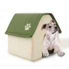 Pet Hayvanlar için Kedi / Köpek Evi - Yüksek Kaliteli, Kedi Köpek Yuvası, Katlanabilir, Yüksek Kalite