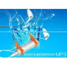 100% Su Geçirmez Mp3 Player (Yüzücüler için) - 2GB/4GB